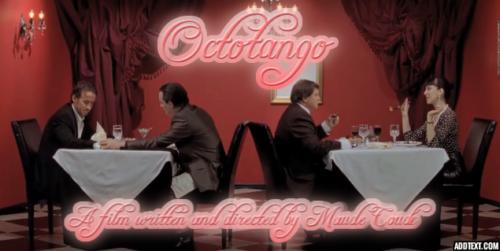 Affiche Octotango 02