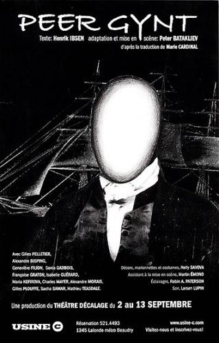 Peer Gynt-Photo-Affiche
